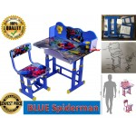 Study Table and Chair Kid Set Meja Belajar [ SPIDERMAN ]