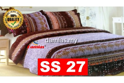 Cadar Patchwork King/Queen Murah Kualiti Limited Gred A