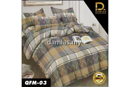 Cadar MAA Queen Fitted Set 7 in 1 With Comforter