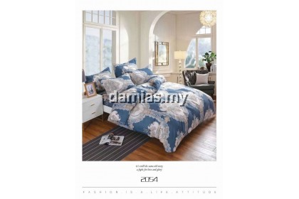 Cadar EXCLUSIVE ARINA Design 8 in 1 Comforter SET High Quality QUEEN SIZE READY STOCK IMPORTED BEDDING SET