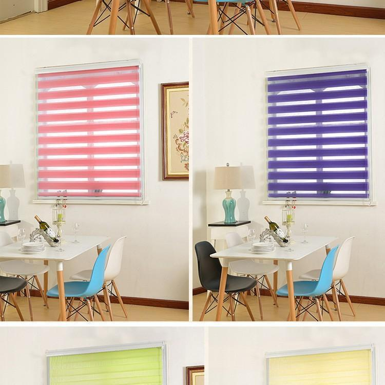 zebra blinds bidai Curtains for all type window [READY STOCK]