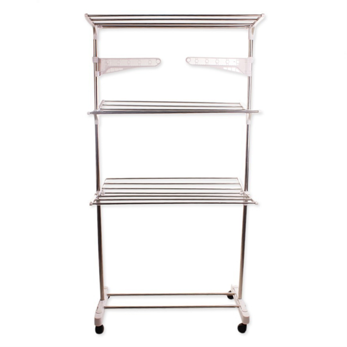 3 Layer Stainless Steel Laundry Stand