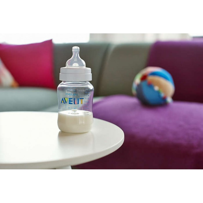 Philips Avent Classic+ PA Clear Bottle 11oz/ 330ml Single Pack
