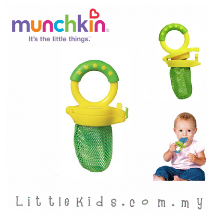 Munchkin Fresh Food Feeder (Assorted Colour)
