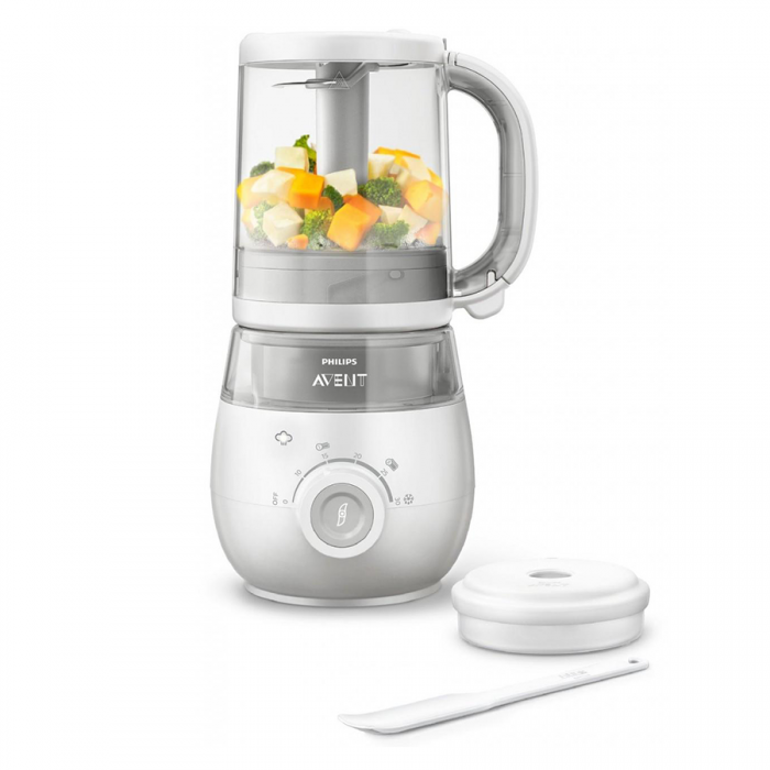 Philips Avent Combined Baby Food Steamer & Blender