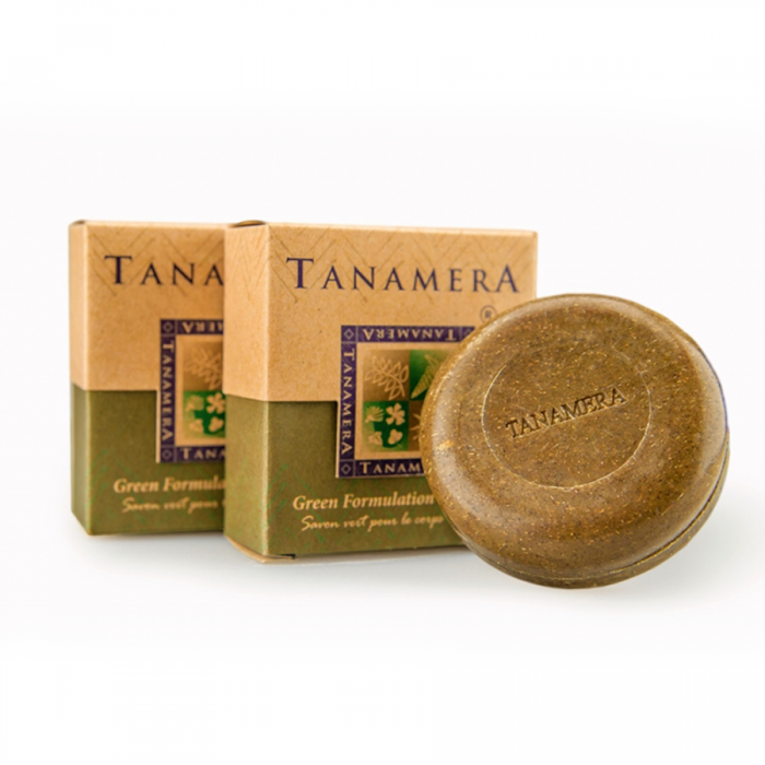 TANAMERA Green Formulation Body Soap 100g