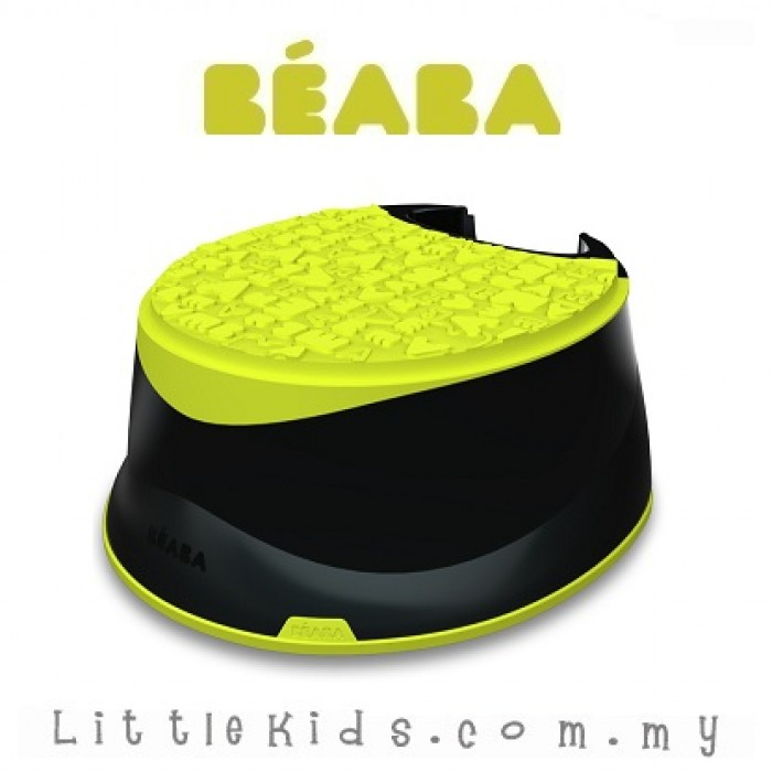 Beaba Potty Step Booster - Black & White