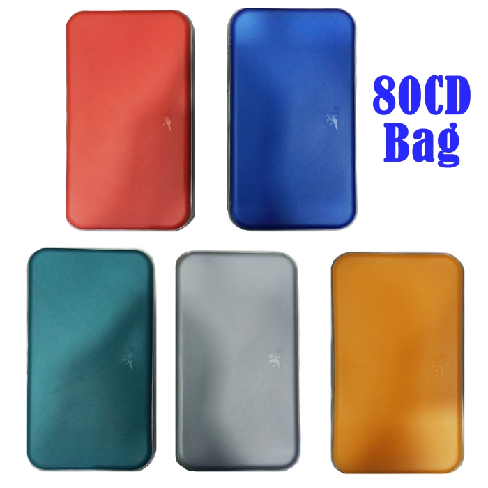 Color Pvc Cd Bag 80'Cd
