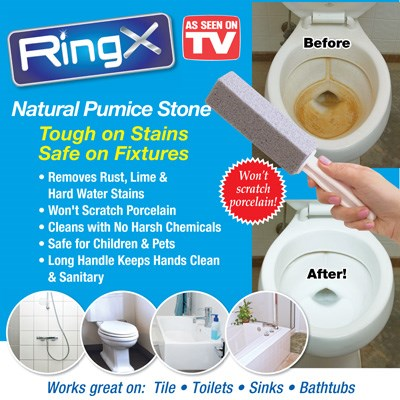 ring X Remove Stubborn Stains in a Flash