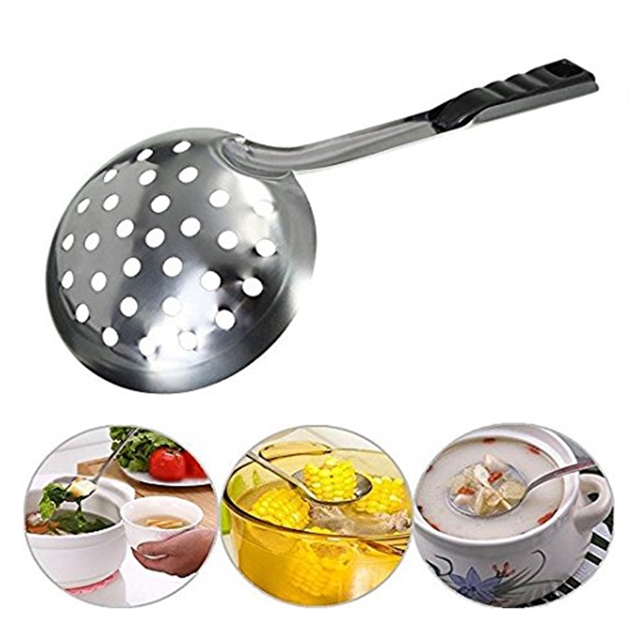 Stainless Steel Soup Ladle Colander
