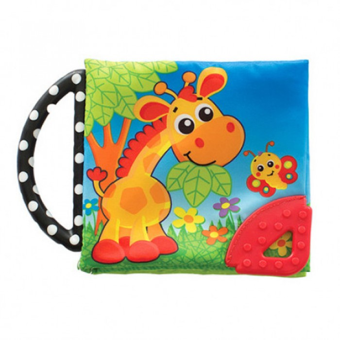 Playgro Picnic Pals Teether Book