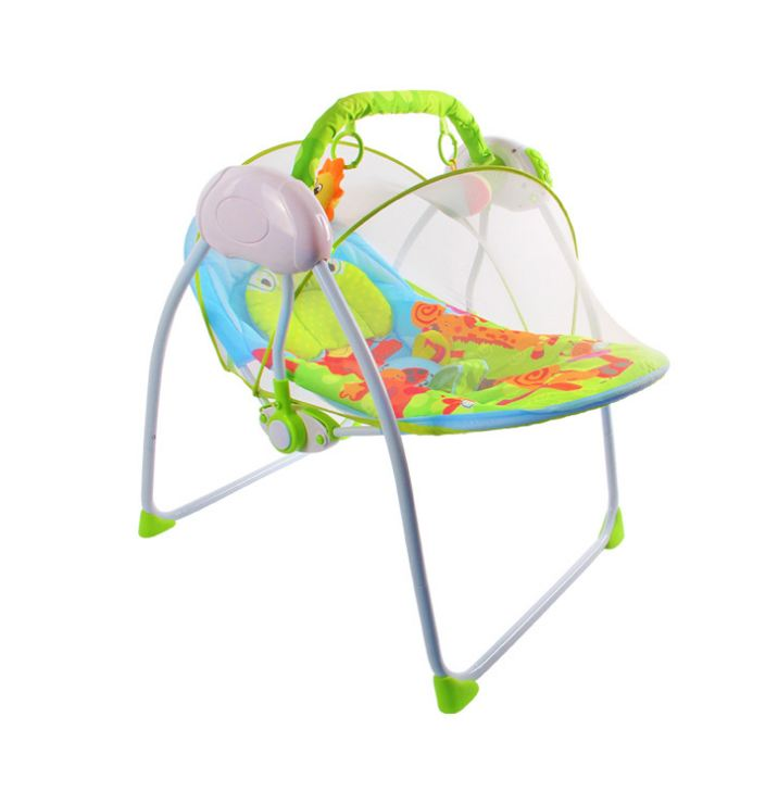baby cradle swing electric Seat With Sound