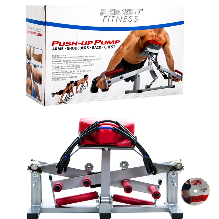 Hedendaags Push Up Pump Ab Exerciser NR-21