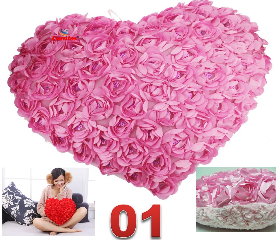 Bantal Love Baldu special gift love pillow ( hadiah istimewa )