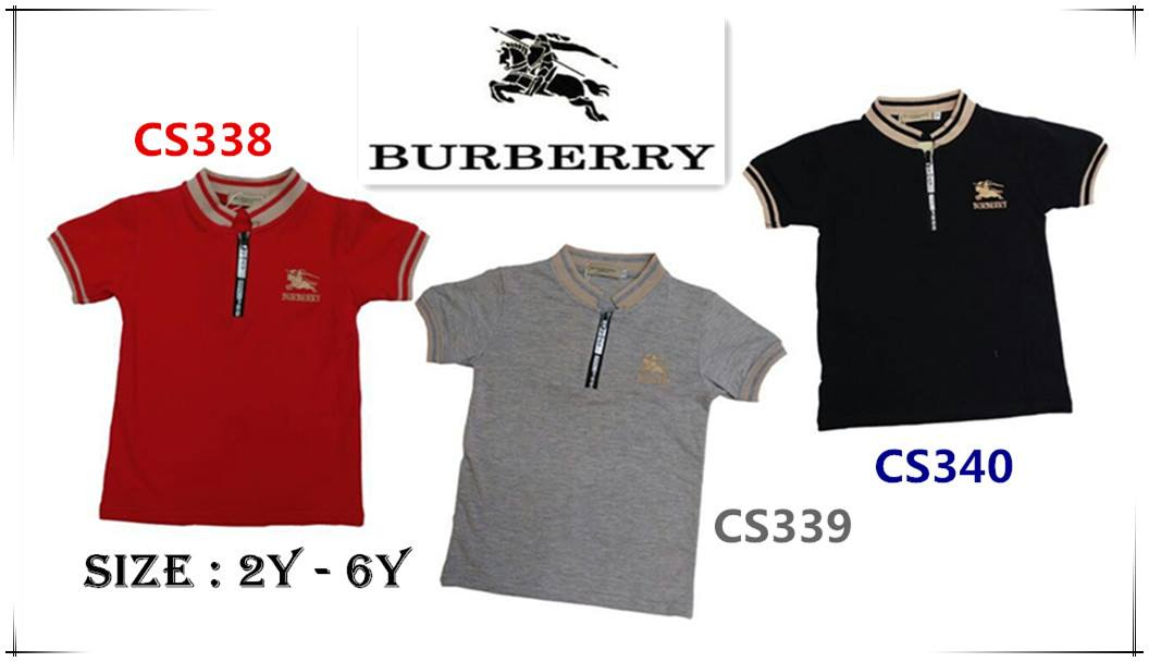 6cd04ac2cf5e BURBERRY T-SHIRT FOR KIDS CS