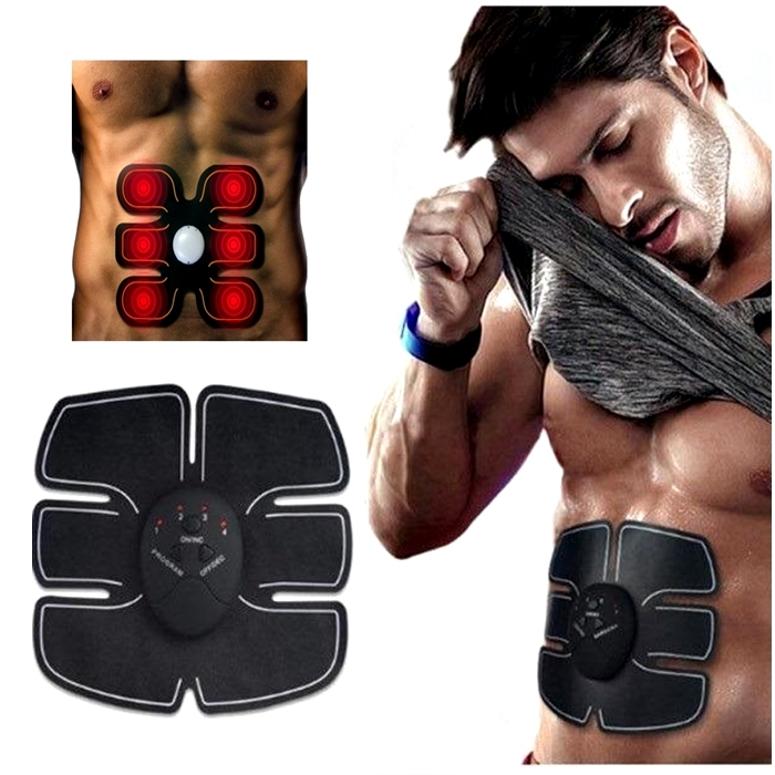 AB Toner EMS Wireless ABS Stimulator Abdominal Muscle