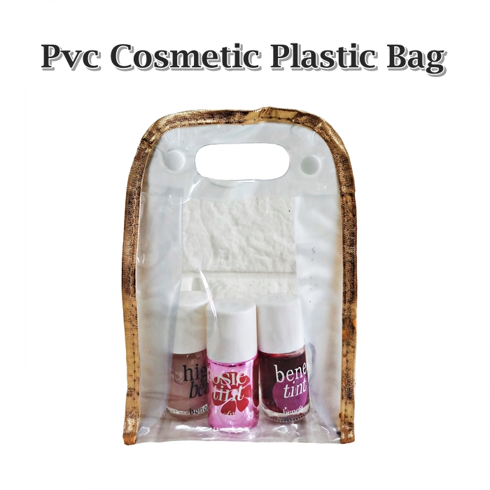 Pvc Cosmetic Plastic Bag