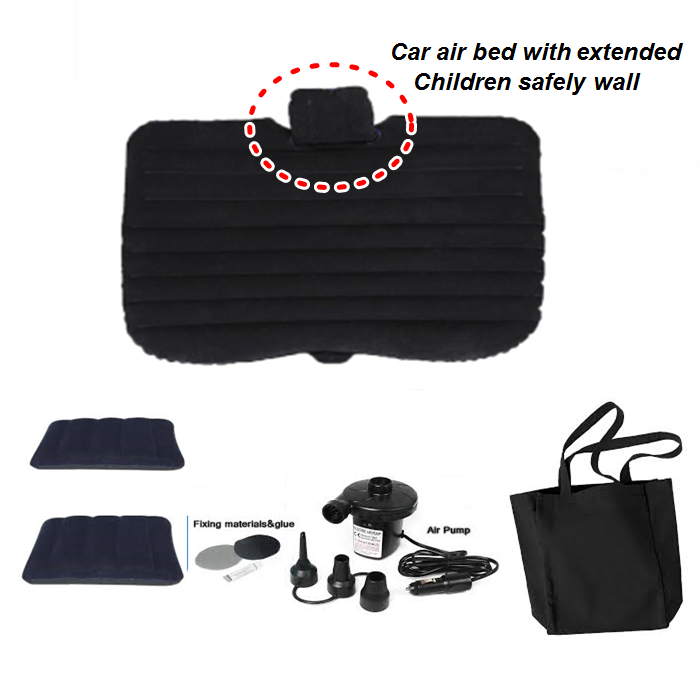 PrevNext  Inflatable Car Air Bed
