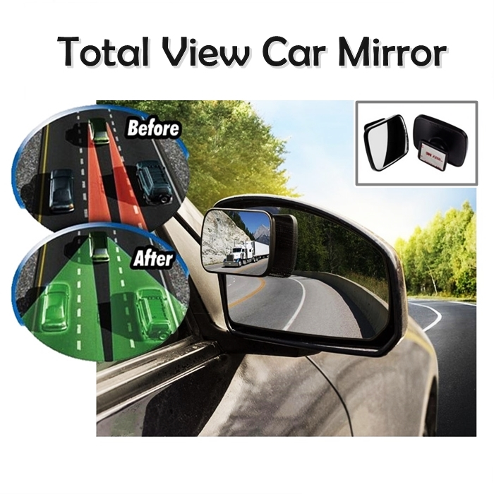 PrevNext  Total view Car Mirror