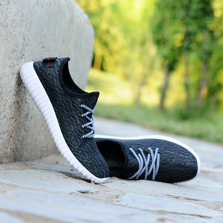 running shoes air wave Model BLACK KAW-115