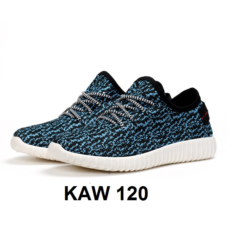 running shoes air wave Model BLUE KAW120
