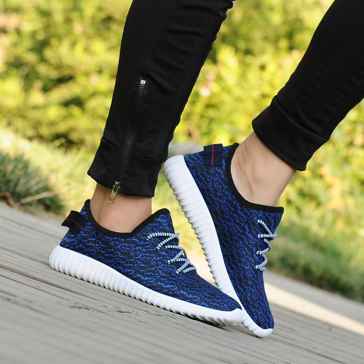 running shoes air wave Model DARK BLUE KAW-118