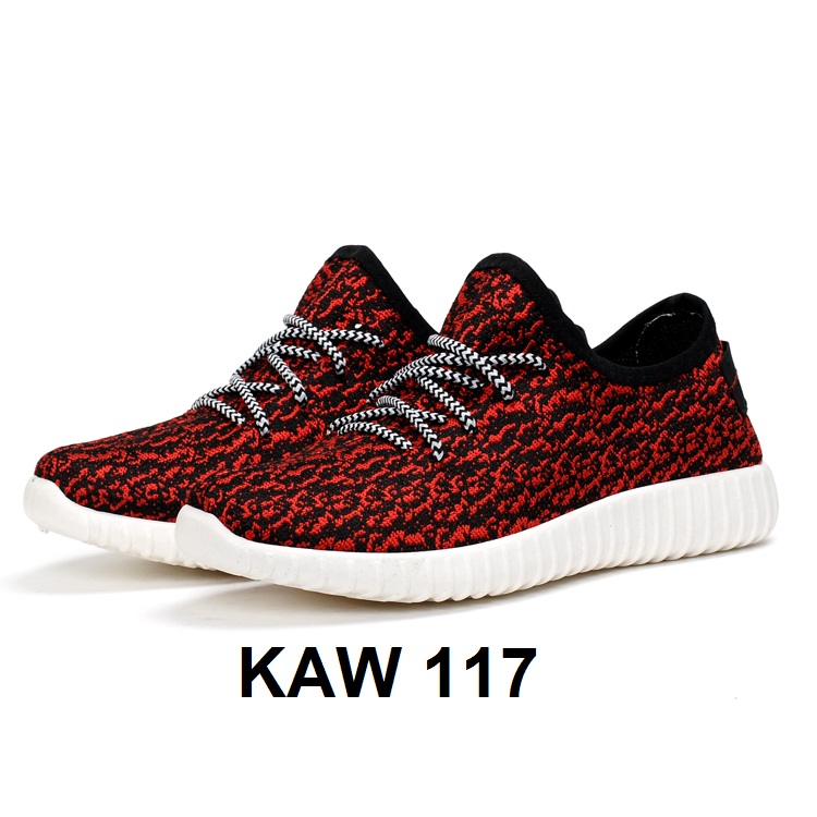 running shoes air wave Model RED KAW-117