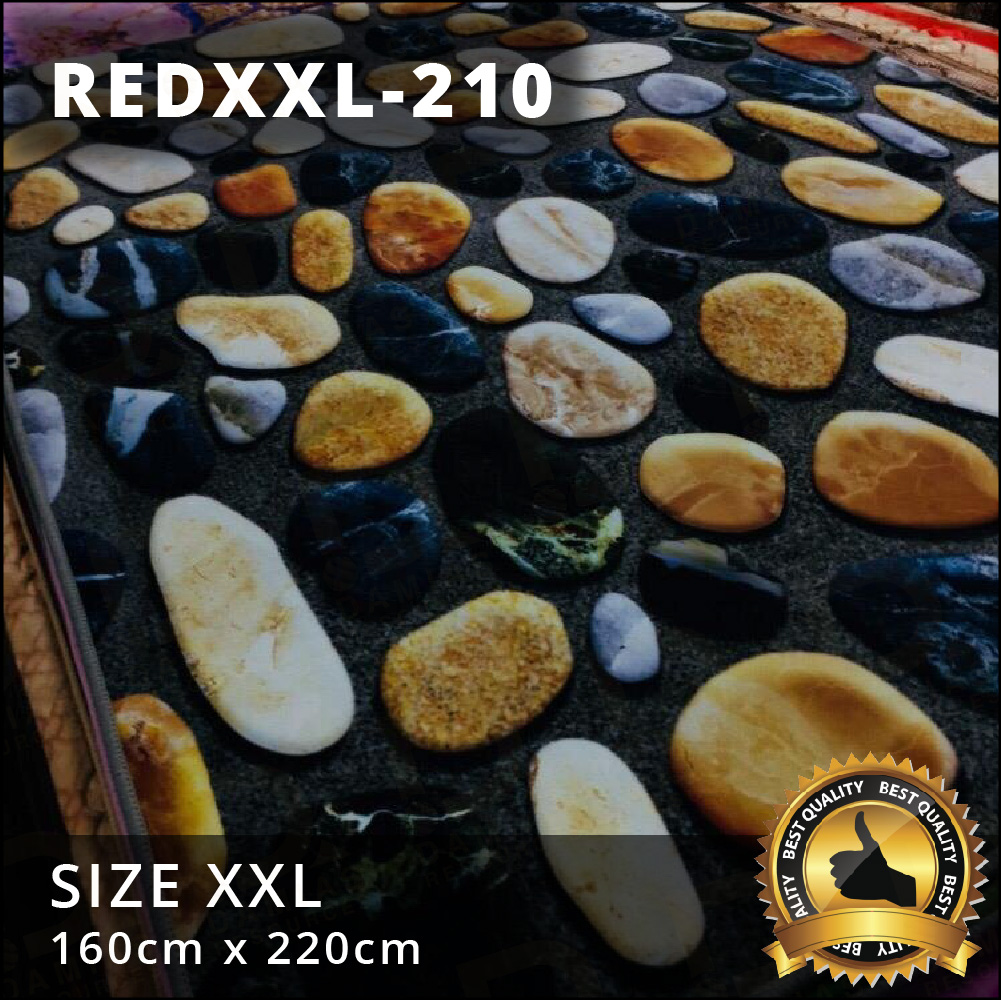 The Great & The Best Quality Carpet Size XXL (160CM x 220CM)
