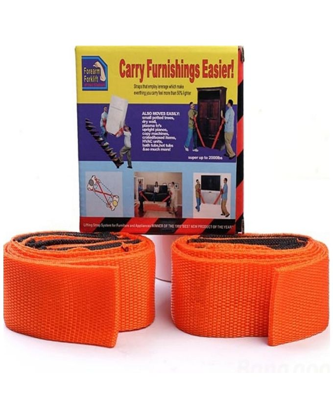 Forearm Forklift Moving Straps
