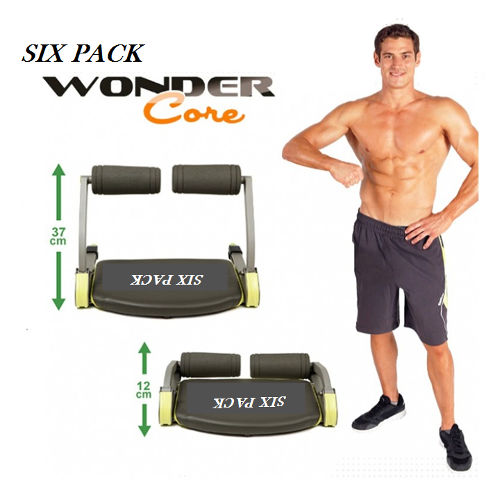 Smart Exersise Wonder Core 6 in 1 FREE SAUNA BELT