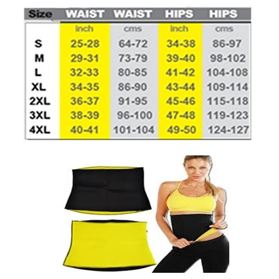 Hot Shapers FITNESS SLIMMING Belt