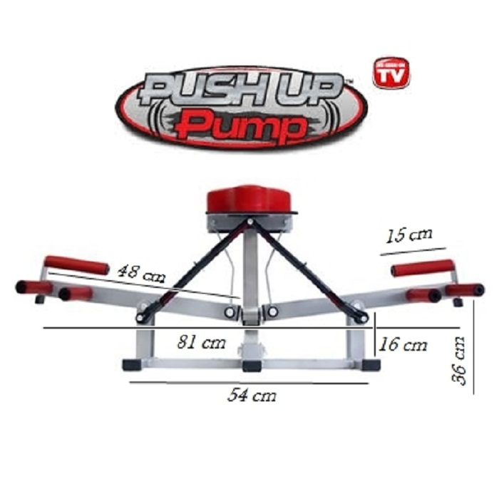 Push Up Pump Abs Exerciser fitnees fat