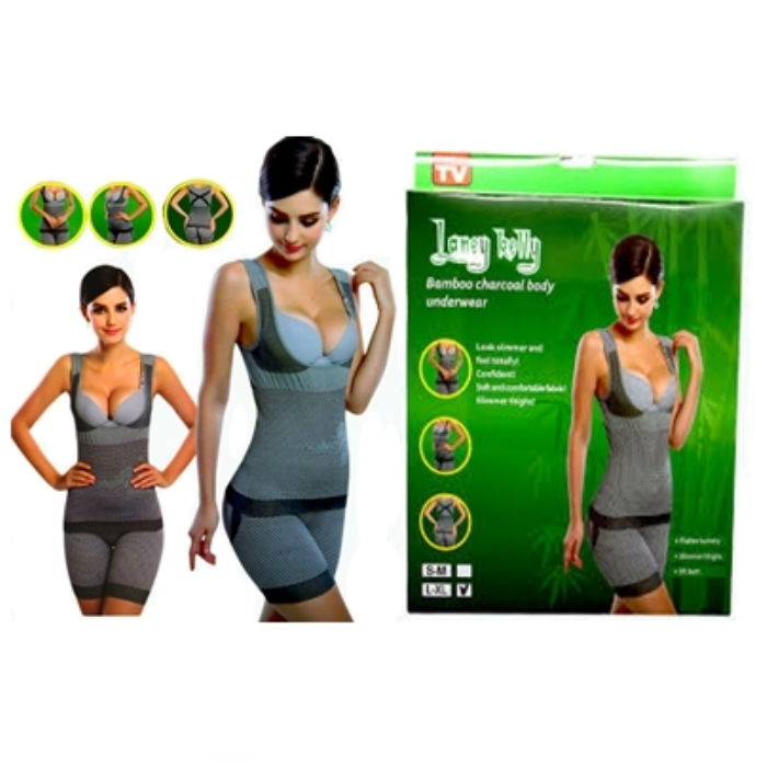 Laney Kelly Bamboo Charcoal Slimming Suit 2 in 1