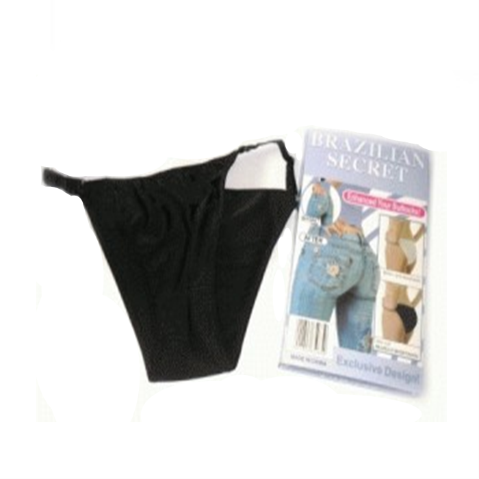 Brazilian Secret buttocks body shaping [BLACK]