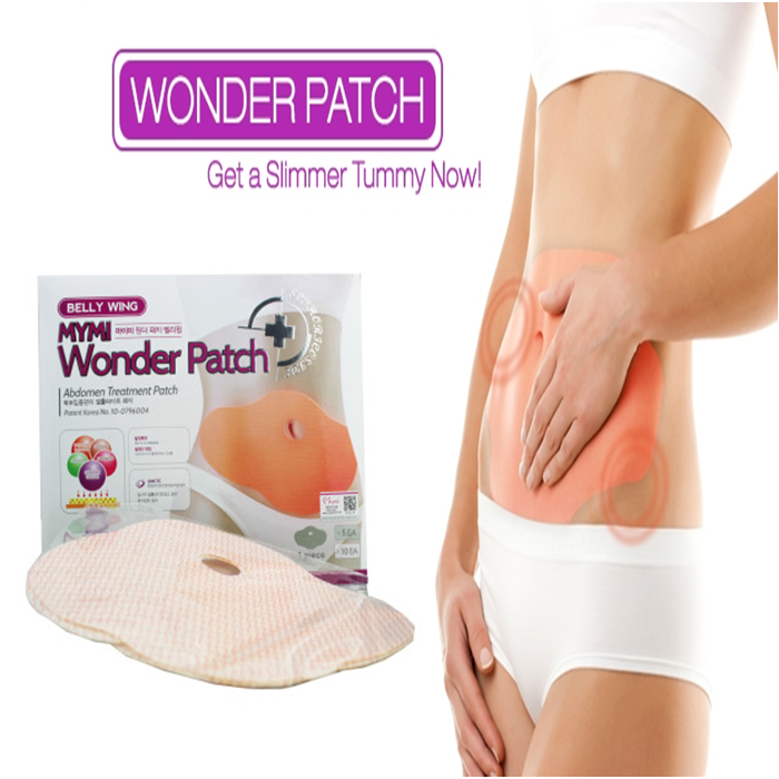 Mymi Wonder BELLY WING Slimming Patch 5pcs