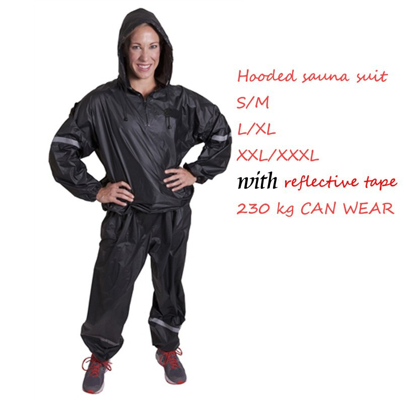 Sauna Suit Exercise Gym Suit, Fitness [Weight Loss suit]
