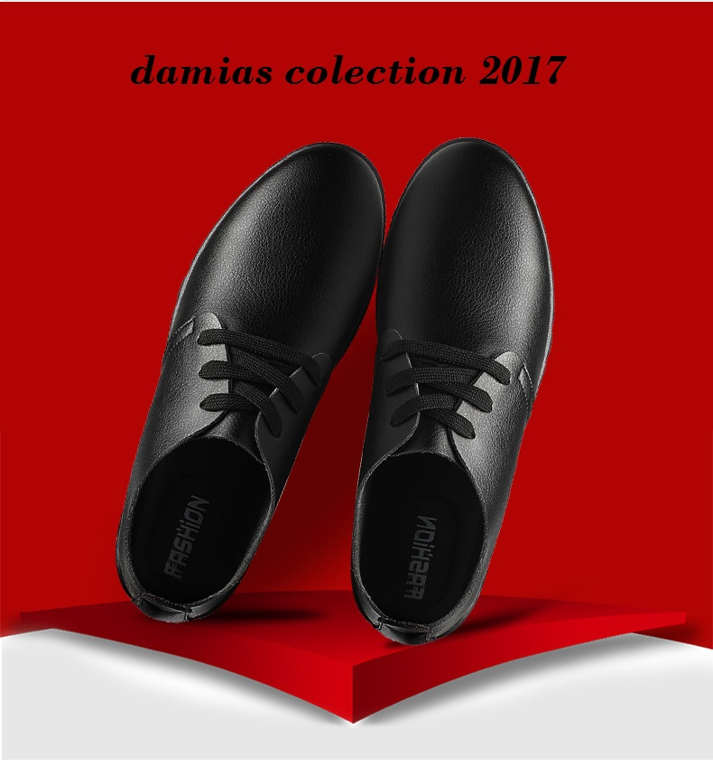 Men's shoes casual Formal men shoes damias Colection new 2017 [FASH SHIPPING]