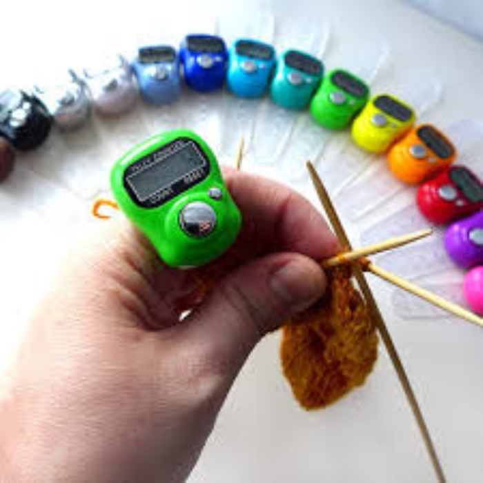DIGITAL FINGER COUNTER TASBIH MODEN