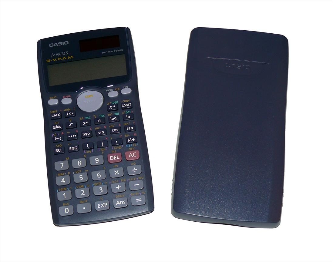Casio Calculator -fx570ms