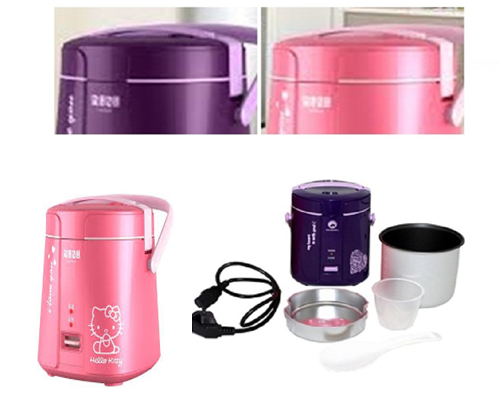 Mini Rice Cooker 1.2L