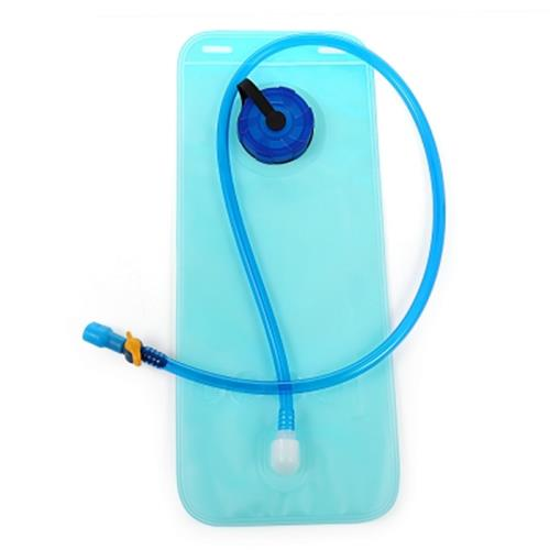 B - SOUL 2L WATER BAG 5L BICYCLE HYDRATION BLADDER BACKPACK CAMPING HIKING CAMELBACK (BLUE)