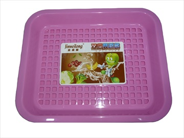 2 Layer Fruit Vegetable Tray -8703