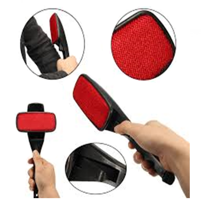 Deluxe Rotating Lint Brush